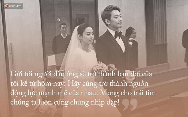 Đám cưới 24 triệu đồng của Bi Rain và Kim Tae Hee: Chẳng cần phải xa xỉ mới khiến người ta hạnh phúc! - Ảnh 3.