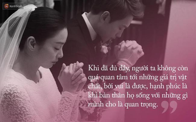 Đám cưới 24 triệu đồng của Bi Rain và Kim Tae Hee: Chẳng cần phải xa xỉ mới khiến người ta hạnh phúc! - Ảnh 6.