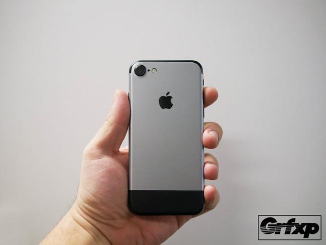 Ai cũng sẽ muốn có một chiếc iPhone chất thế này - Ảnh 6.