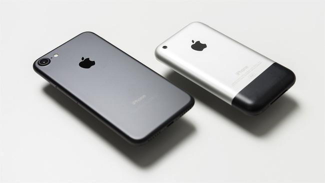 Ai cũng sẽ muốn có một chiếc iPhone chất thế này - Ảnh 1.