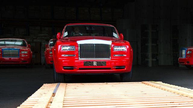 Chi tiết cặp đôi Rolls-Royce Phantom hàng thửa đắt nhất thế giới của tỷ phú Hồng Kông - Ảnh 13.