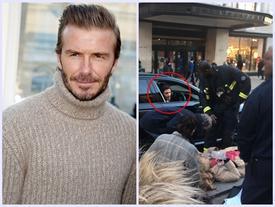 Hành động ấm áp đầy bất ngờ của David Beckham được cư dân mạng hết lời khen ngợi
