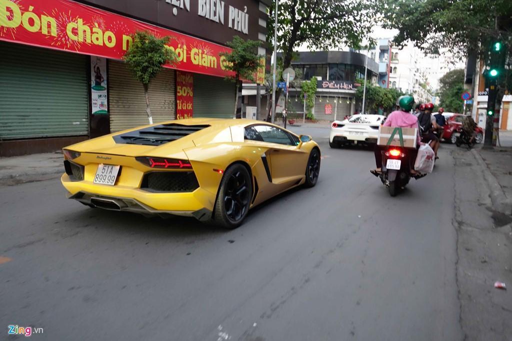 Minh Nhua va Cuong Do La chay xe di Vung Tau hinh anh 8