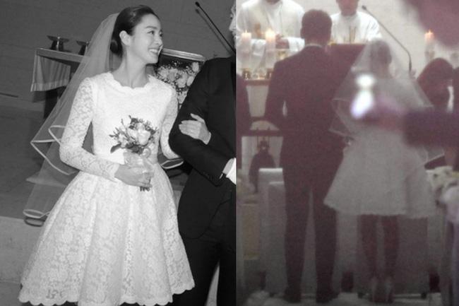 Hôn lễ của Angela Baby và Kim Tae Hee: Cùng giàu có bậc nhất showbiz nhưng đám cưới lại khác một trời một vực - Ảnh 5.