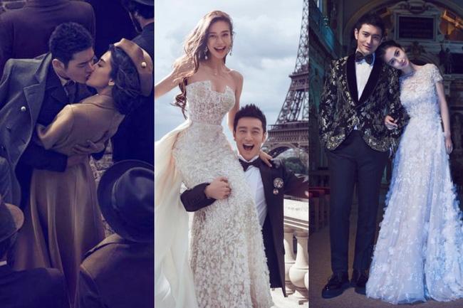 Hôn lễ của Angela Baby và Kim Tae Hee: Cùng giàu có bậc nhất showbiz nhưng đám cưới lại khác một trời một vực - Ảnh 6.