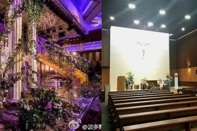 Hôn lễ của Angela Baby và Kim Tae Hee: Cùng giàu có bậc nhất showbiz nhưng đám cưới lại khác một trời một vực - Ảnh 9.