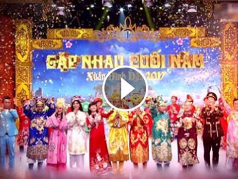 Táo Quân 2017: Clip hé lộ những thước phim đầu tiên