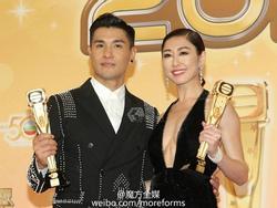 Những ngôi sao bị 'ném đá' vì chưa xứng tầm nhận giải của TVB