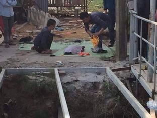 Tìm thấy thi thể bé trai 5 tuổi mất tích ở Bắc Ninh ngay mương nước gần nhà