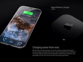 iPhone 8 đẹp rụng rời, có cảm biến võng mạc