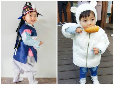 Cậu bé Hàn Quốc với loạt biểu cảm dễ thương vô cùng được mệnh danh