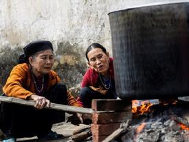 Tết Việt ở ngôi đình đẹp nhất xứ Đoài