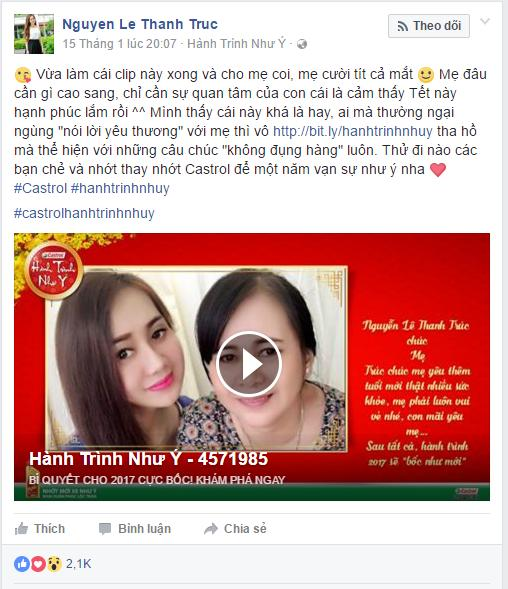 Dan hot boy, hot girl chuc Tet bang video doc dao hinh anh 3
