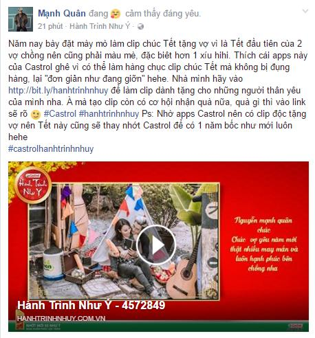 Dan hot boy, hot girl chuc Tet bang video doc dao hinh anh 2