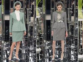 Show thời trang xuân hè 2017 xa hoa của Chanel