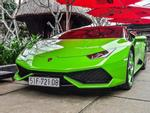 Siêu xe Lamborghini Huracan xuất hiện tại Quảng Bình