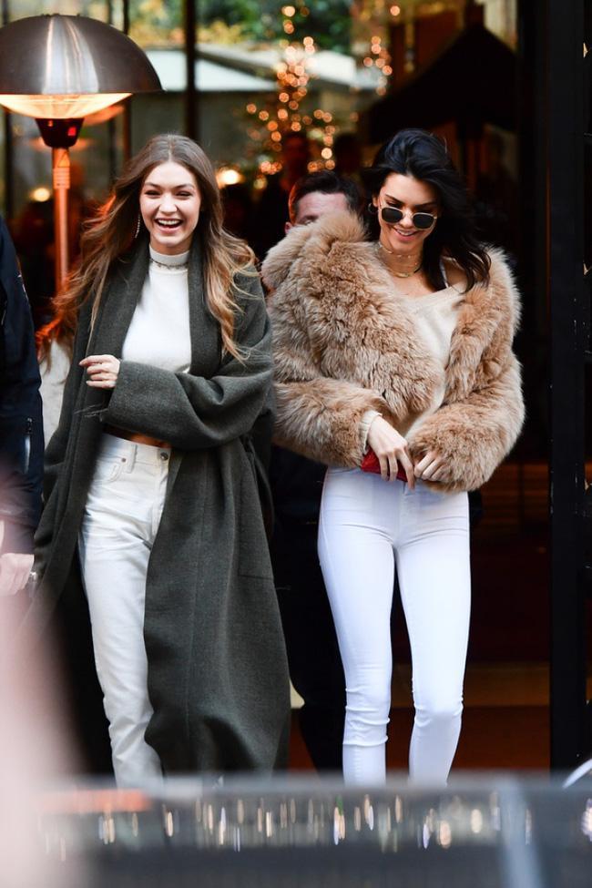 Gigi Hadid và Kendall Jenner - cặp tri kỷ chân dài, quyến rũ và đẹp đôi nhất quả đất! - Ảnh 10.