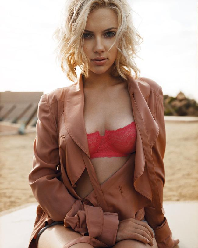 Mỹ nhân nóng bỏng Scarlett Johansson chia tay chồng sau 2 năm kết hôn - Ảnh 6.