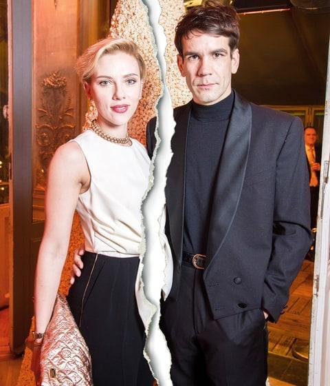 Mỹ nhân nóng bỏng Scarlett Johansson chia tay chồng sau 2 năm kết hôn - Ảnh 1.