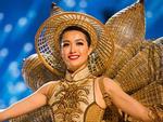 Quốc phục của Lệ Hằng xuất sắc xếp hạng 4 tại Miss Universe 2016