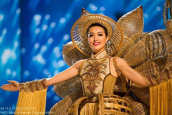 Quốc phục của Lệ Hằng xuất sắc xếp hạng 4 tại Miss Universe 2016 - Ảnh 5