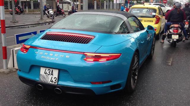 Loạt siêu xe và xe thể thao hàng độc được đại gia Việt tậu chơi Tết Đinh Dậu - Ảnh 7.
