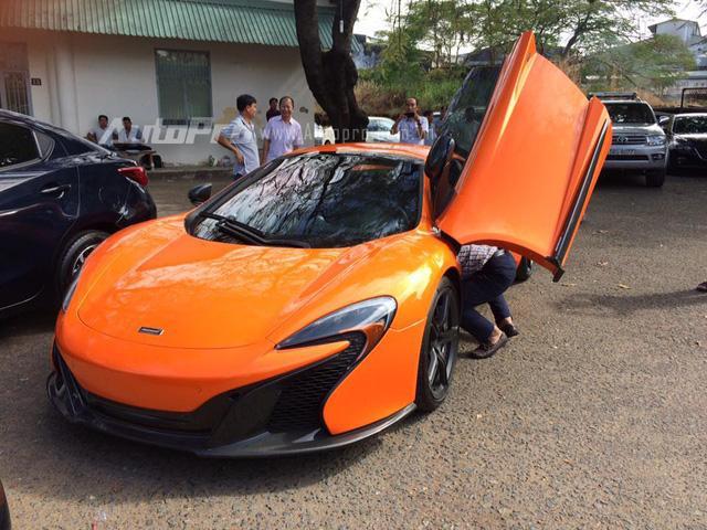 Loạt siêu xe và xe thể thao hàng độc được đại gia Việt tậu chơi Tết Đinh Dậu - Ảnh 1.