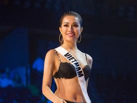 """Dự đoán thành tích của Lệ Hằng trước giờ """"G"""" chung kết Hoa hậu Hoàn vũ 2016"""