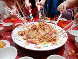 Món ăn độc đáo dịp Tết Âm lịch của các nước châu Á