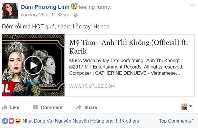 Không chỉ khán giả, nhiều sao Việt cũng đứng ngồi không yên trước MV hài hước của Mỹ Tâm-7