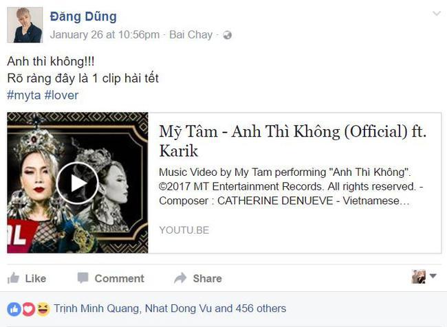 Không chỉ khán giả, nhiều sao Việt cũng đứng ngồi không yên trước MV hài hước của Mỹ Tâm-8