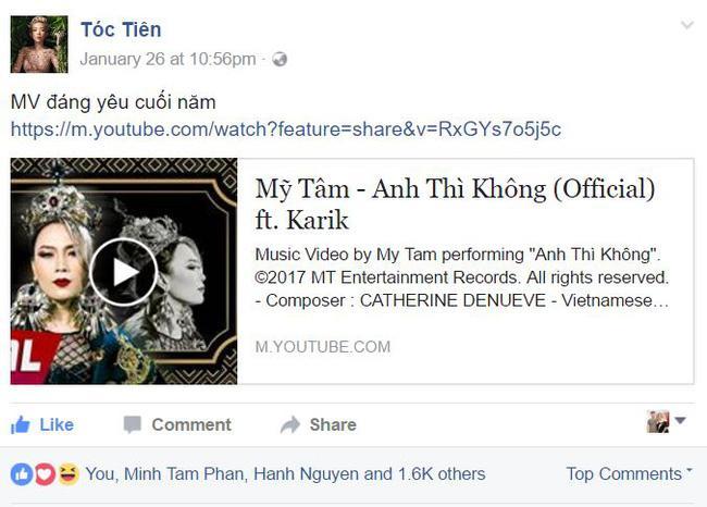 Không chỉ khán giả, nhiều sao Việt cũng đứng ngồi không yên trước MV hài hước của Mỹ Tâm-4