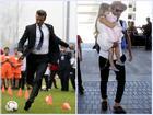 David Beckham có đến hơn 1.000 đôi giày,