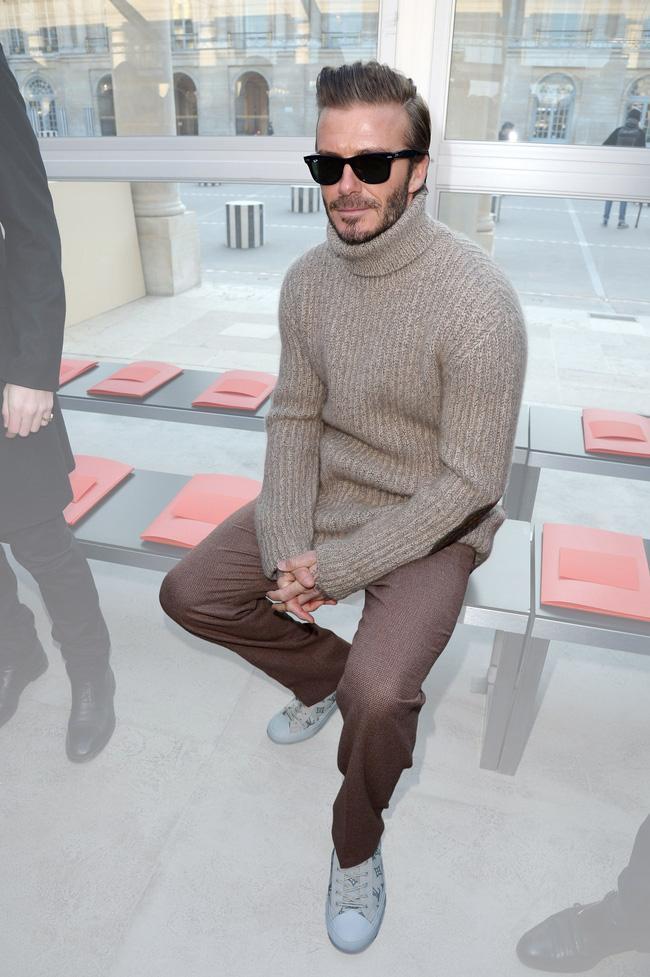 Ước mơ của mọi ông chồng: David Beckham có đến hơn 1.000 đôi giày, đè bẹp cả tủ giày của vợ - Ảnh 3.