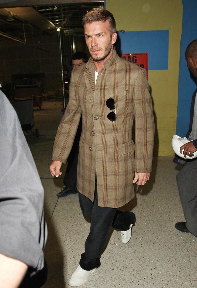 Ước mơ của mọi ông chồng: David Beckham có đến hơn 1.000 đôi giày, đè bẹp cả tủ giày của vợ - Ảnh 6.
