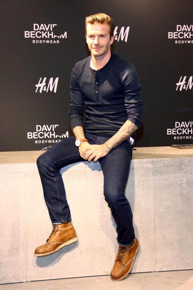 Ước mơ của mọi ông chồng: David Beckham có đến hơn 1.000 đôi giày, đè bẹp cả tủ giày của vợ - Ảnh 7.
