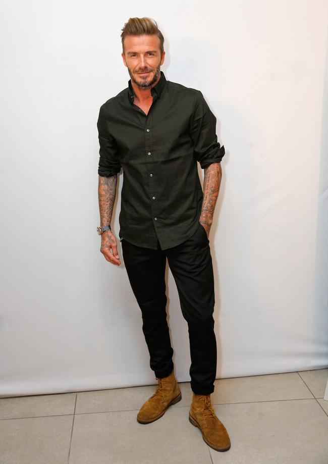 Ước mơ của mọi ông chồng: David Beckham có đến hơn 1.000 đôi giày, đè bẹp cả tủ giày của vợ - Ảnh 10.
