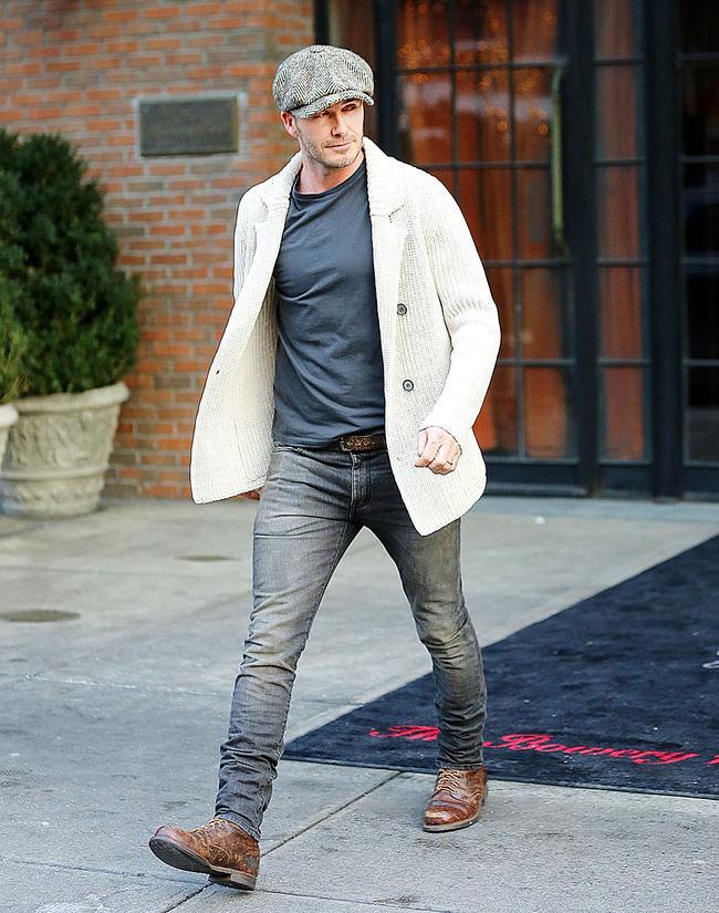 Ước mơ của mọi ông chồng: David Beckham có đến hơn 1.000 đôi giày, đè bẹp cả tủ giày của vợ - Ảnh 12.