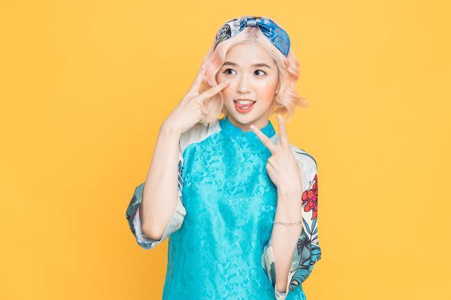 Suni Hạ Linh: Bảo tôi giống Kpop thì cũng không sao! - Ảnh 4.