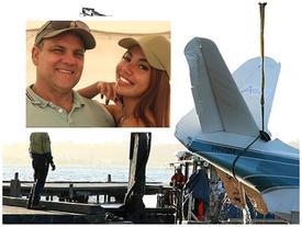 Đoạn video rùng mình trên Instagram của cặp đôi xấu số trước tai nạn máy bay: Chúc chúng tôi may mắn đi!