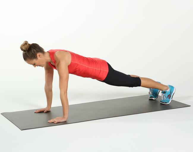 4 tuần với 7 bài tập toàn thân siêu đơn giản giúp bạn lấy lại thân hình cân đối mà không tốn nhiều sức - Ảnh 3.