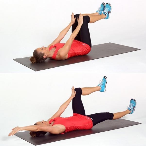 4 tuần với 7 bài tập toàn thân siêu đơn giản giúp bạn lấy lại thân hình cân đối mà không tốn nhiều sức - Ảnh 7.