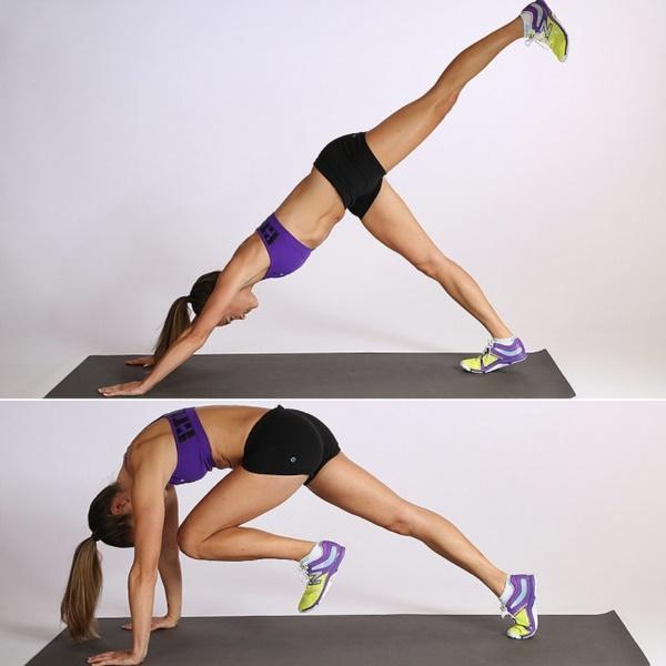 4 tuần với 7 bài tập toàn thân siêu đơn giản giúp bạn lấy lại thân hình cân đối mà không tốn nhiều sức - Ảnh 8.