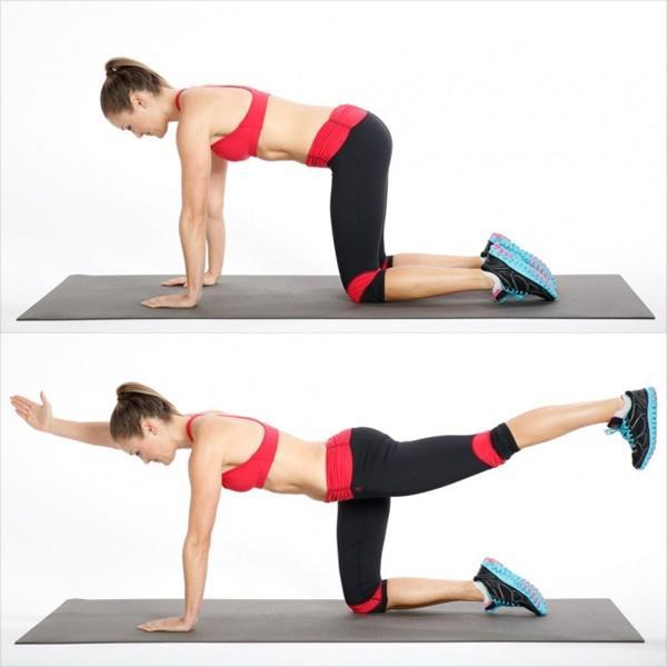 4 tuần với 7 bài tập toàn thân siêu đơn giản giúp bạn lấy lại thân hình cân đối mà không tốn nhiều sức - Ảnh 6.