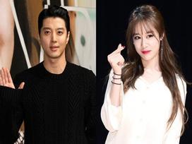 HOT: Lee Dong Gun và Jiyeon (T-ara) chia tay sau hai năm hẹn hò