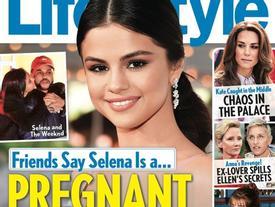 Selena Gomez có triệu chứng thai nghén rục rịch đám cưới gấp với The Weeknd