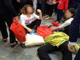 Xử phạt nhóm thanh niên xô xát làm ngã bà cụ ở chùa Hương