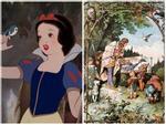 Vén màn bí mật đáng sợ đằng sau các bộ phim hoạt hình nổi tiếng của Disney