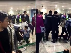 """Đây chính là cặp đôi """"oan gia ngõ hẹp"""" nhất sân bay Trung Quốc"""