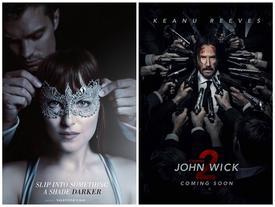 'Bữa tiệc' điện ảnh tháng 2 và những 'món ngon' không thể bỏ lỡ